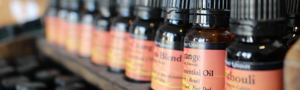 essential oil header